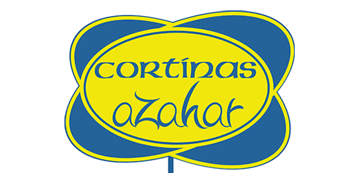 Logotipo empresa asociada a Centro Comercial Abierto de Benalmádena AZAHAR CORTINAS
